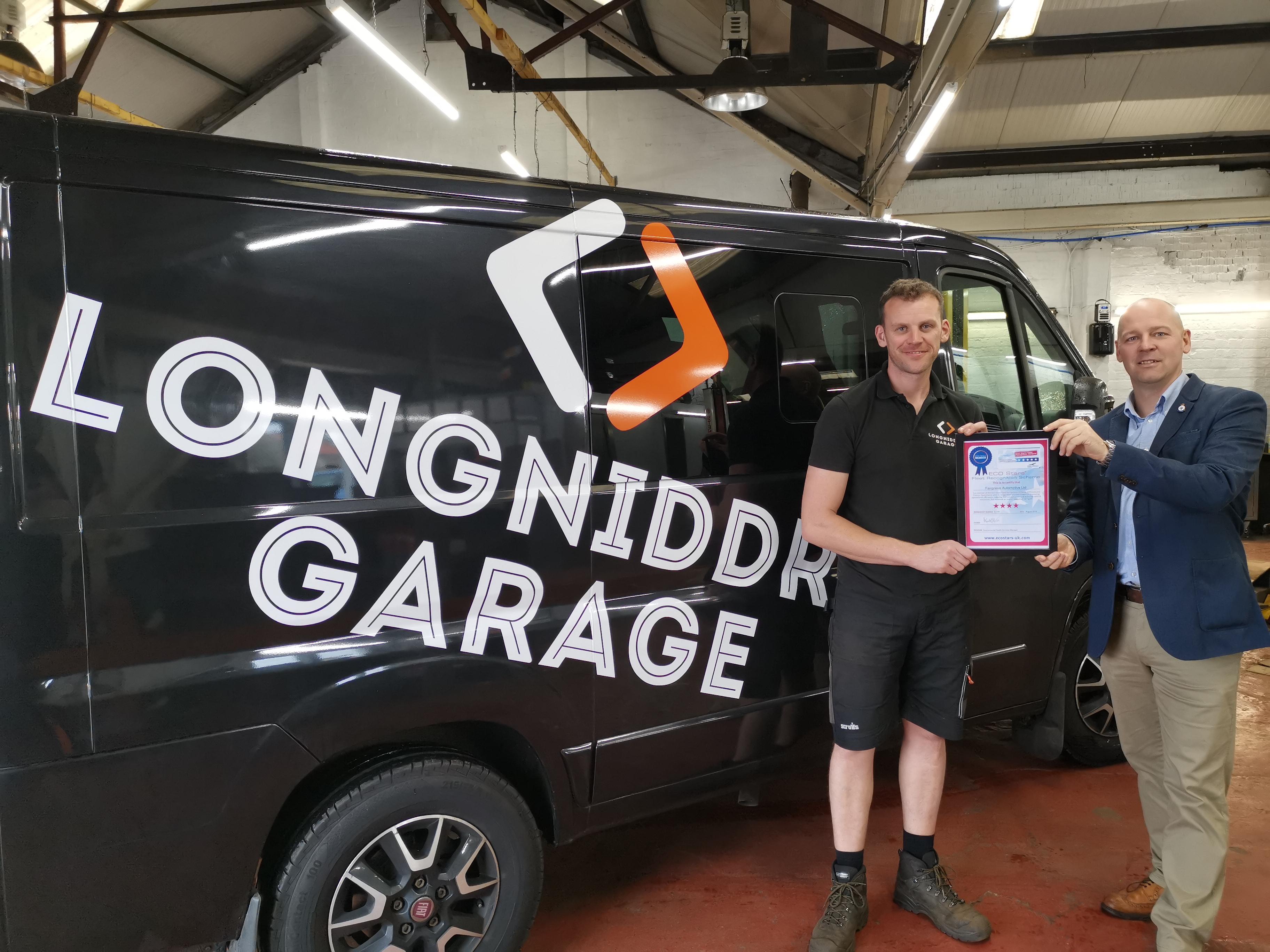 Longniddry Garage East Lothian